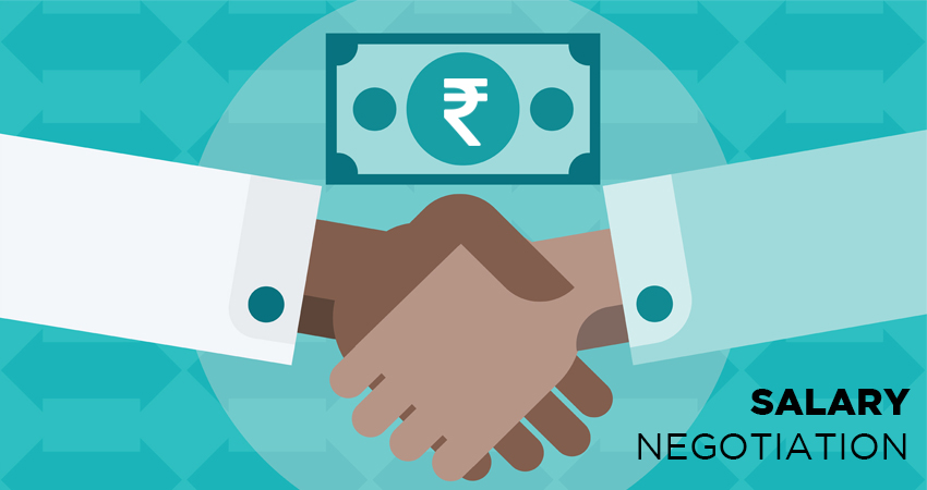 salary negotiation for freshers